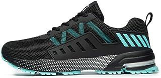 FITORY Zapatillas para Hombres Mujer Deportivo Zapatos Transpirable Zapatos para Correr Calzado Casual de Fitness al Aire ...