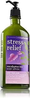 Bath & Body Works Aromatherapy Stress Relief Eucalyptus Tea Body Lotion 6.5 Oz.