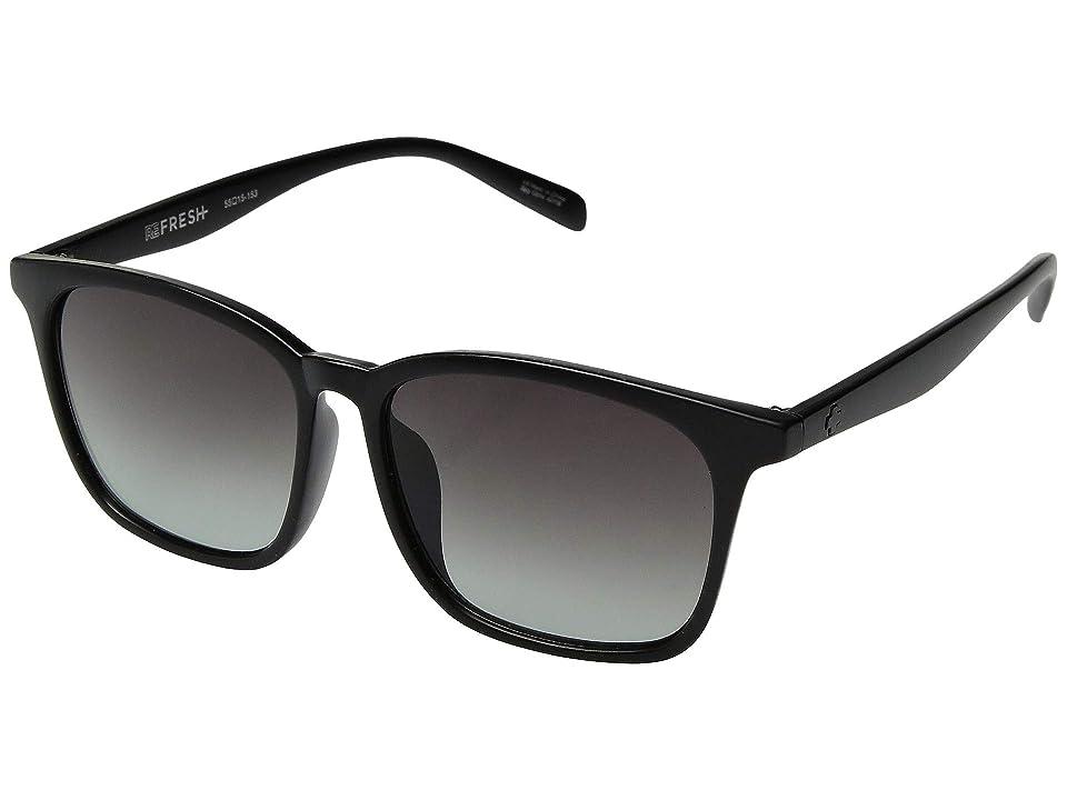 71b749d6a6500 Spy Optic Cooler (Matte Black Ocean Fade) Fashion Sunglasses