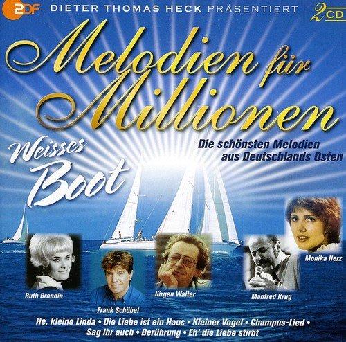 Weisses Boot - Melodien Fr Millionen (Prs. Von d