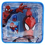 Spiderman Set Eau de Toilette 50 ml, Gel 250 ml - 1 pack