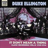 It Don't Mean a Thing If It Ain't Got That Swing by Duke Ellington (2001-03-26)