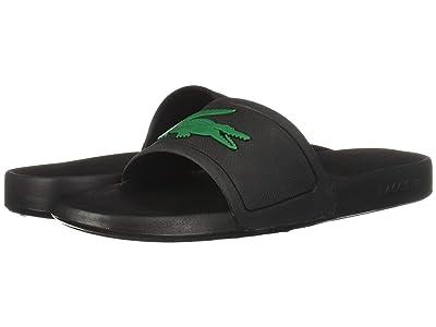 Lacoste Fraisier 119 1 P CMA (Black/Green) Men