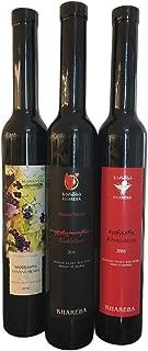 3 x 0,375 Probierpaket Rotwein lieblich Maranuli/Khareba Georgischer wein