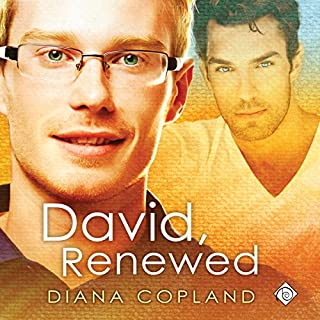 David, Renewed audiobook cover art