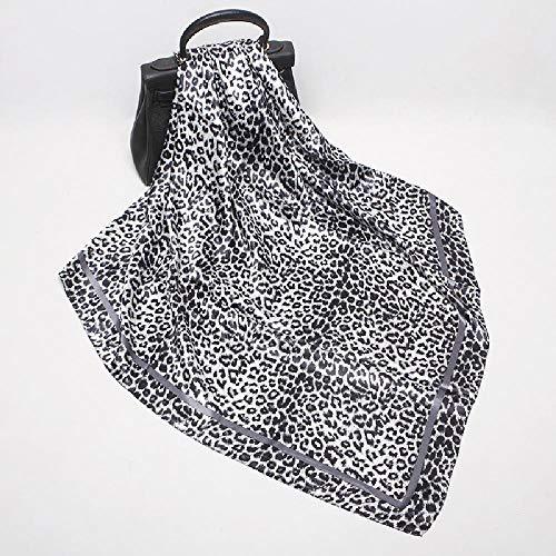 LuckyJX Women'S verjaardag, lente, evenementen, geschikt voor huidvriendelijke zachte sjaal, gebruikt voor dunne geschenkstoffen, verpakking, zeer stijlvol, winter, herfst zijde is echt mooi