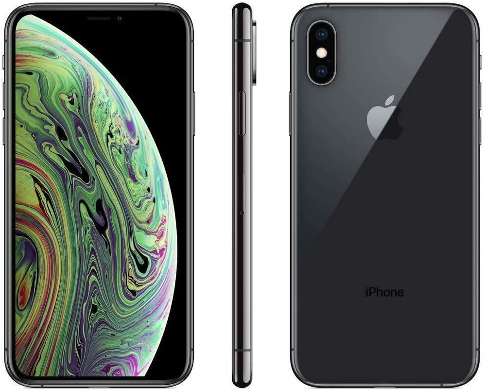 Renewed Apple Cheap mail order sales iPhone XS US Version Gray Japan's largest assortment Space 64GB Unlock -