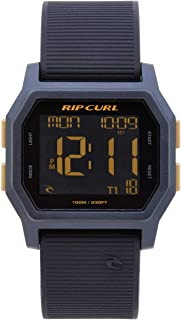 RIP CURL Men's A270101461SZ Year-Round Digital Black Watch