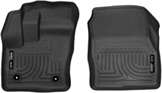 GGBAILEY Black Oriental Driver /& Passenger Floor Mats Custom-Fit for Ford Transit Connect Wagon 2014-2019