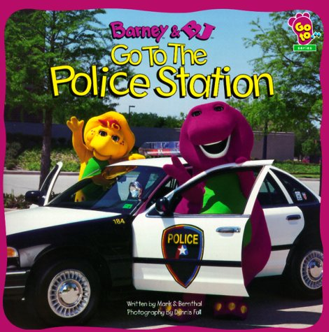 Barney & BJ Go to the Police Station (Go To... (Barney))