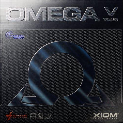XIOM Omega V Fashion Tour Tennis Rubber service Table