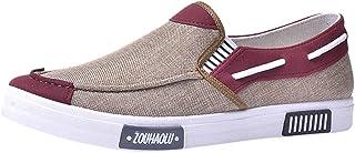 Zapatos de Lona Hombre Vestir Casual Zapatillas Deportivas Running Sneakers Corriendo Transpirable Cómodos Suaves y Livian...