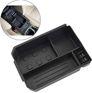 Altopcar Car Pallet Center Console Armrest Box Glove Box Secondary Console Storage for 2012 2013 2014 2015 Toyota New RAV-4 RAV4 Limited XLE LE