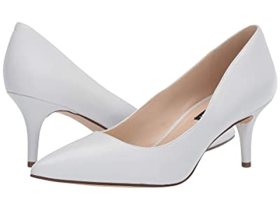 Nine West Margie Pump (White) Women