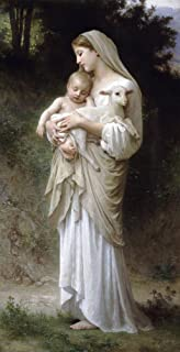 L'Innocence (also known as Innocence) by William Bouguereau - 14