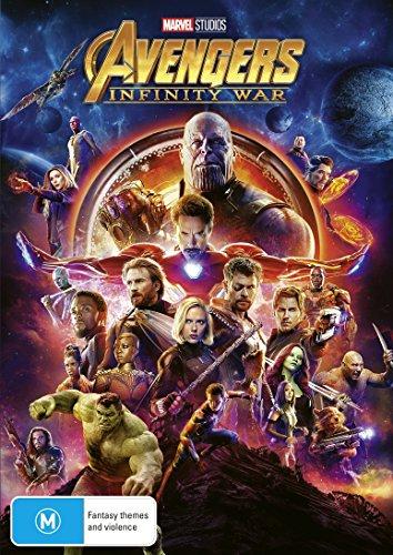 Avengers: Infinity War | NON-USA Format | PAL | Region 4 Import - Australia