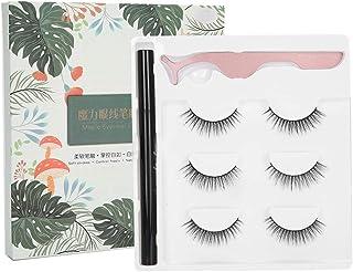 Valse Wimpers Verlenging Zelfklevende Eyeliner Water Vloeibare Eyeliner Valse Wimpers Pincet Make-up Tool Set Oogmake-up S...
