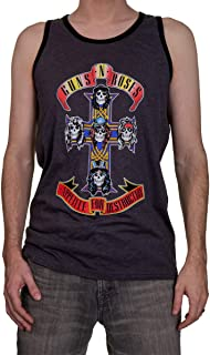 Calhoun Guns N Roses Appetite for Destruction Mens Tank Top