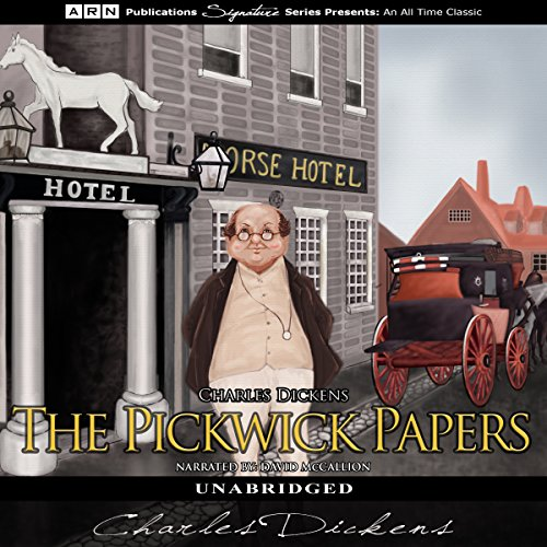 The Pickwick Papers                   De :                                                                                                                                 Charles Dickens                               Lu par :                                                                                                                                 David McCallion                      Durée : 31 h et 15 min     Pas de notations     Global 0,0