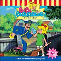 Der Blaue Brief (Bibi Blocksberg 57) Hörbuch