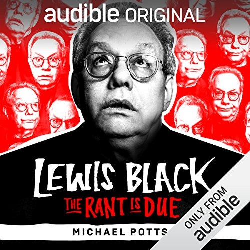 Ep. 20: Michael Potts (The Rant is Due) audiobook cover art