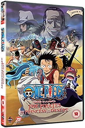 One Piece - The Movie: Episode of Alabasta [Region 2]