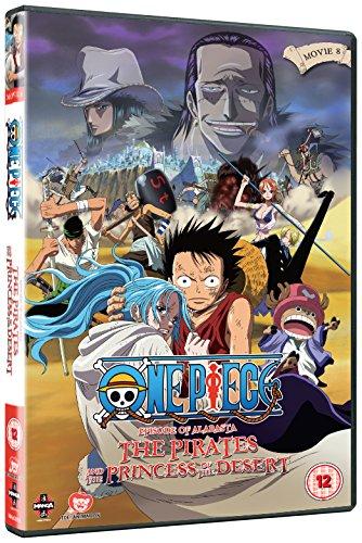 One Piece - The Movie: Episode Of Alabasta [Reino Unido] [DVD]