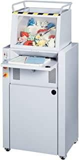 SEM Model 5146P 70-Sheet Cross-Cut Paper Shredder with Hopper