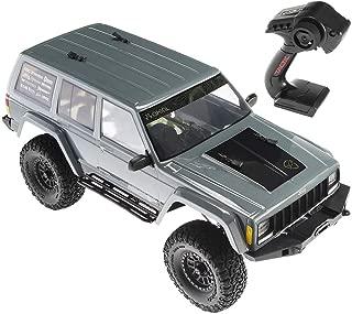 Best rc rock crawler jeep Reviews