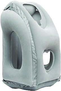 origin エアー抱き枕 エアーピロー トラベルピロー 旅行用ピロー 収納ポーチ付き 持ち運び便利 飛行機、旅行、出張、キャンプ、アウトドアなどに オフィス昼寝 仮眠枕 AIRM33