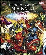 Encyclopédie Marvel 3ed de Marvel