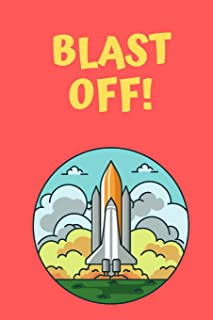 Rocketbook: Blank Lined Journal