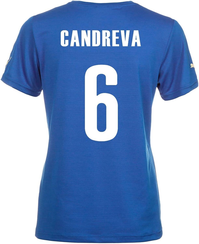 Puma CANDREVA  6  Home Jersey World Cup 2014 (Women)