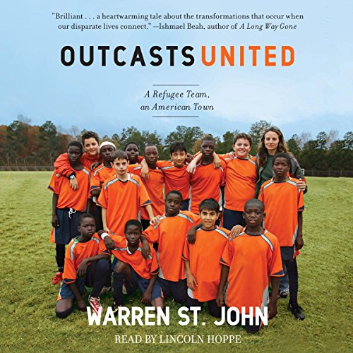 Couverture de Outcasts United