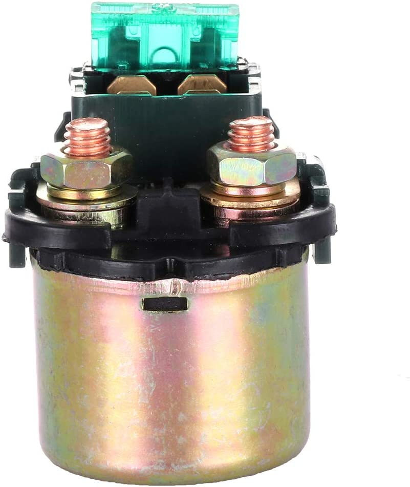 Anpart Starter Relay Fit for All stores Complete Free Shipping are sold Ascot 5001983 CB10 1984 Honda