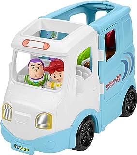 Juguete de Disney Toy Story 4 Jessie's Campground Adventure de Little People de Fisher-Price