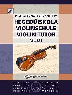 Violin Tutor Volume V-VI