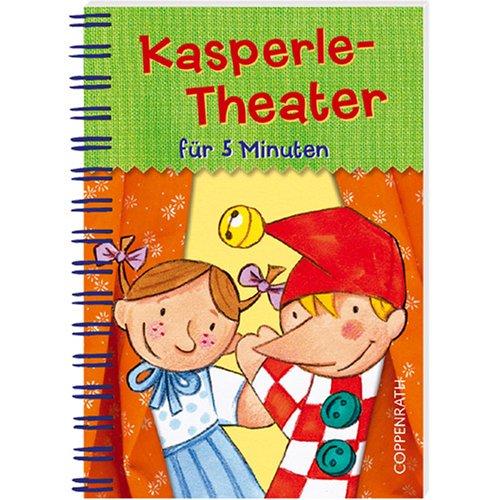 Kasperle-Theater für 5 Minuten: Buch plus Spaß (Verkaufseinheit)