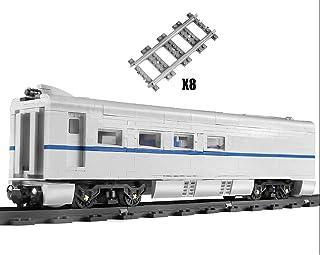 Brigamo Zug Wagon Chariot pour Mould King 12002 Shinkansen Train 838