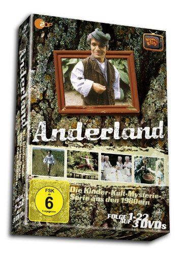 Folge 1-22 (3 DVDs)