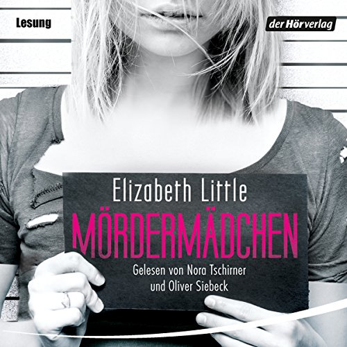 Mördermädchen audiobook cover art
