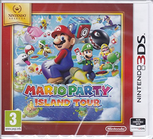 3DS Mario Party: Island Tour (PEGI)