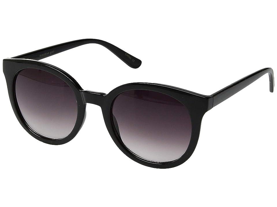 Steve Madden Madden Girl MG893110 (Black) Fashion Sunglasses