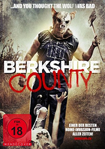 Berkshire County - Limited Mediabook (DVD + Blu-Ray) [Limited Edition]