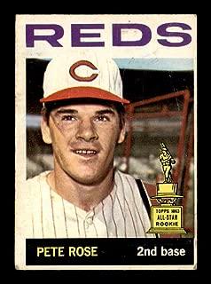1964 Topps #125 Pete Rose UER VG X1741001