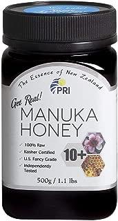 PRI Manuka Honey 10+ 1.1lbs.