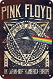 Pink Floyd Blech Blechschild Warnschild Schilder Retro