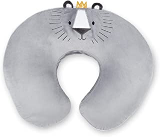 Chicco Boppy Pillow with Cotton Slipcover Special Edition, Lion