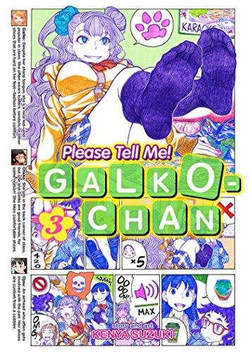 Suzuki, K: Please Tell Me! Galko-Chan