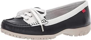 Marc Joseph New York 女士高尔夫皮革巴西制造 Liberty Performance 时尚软帮鞋